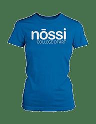 Nossi college of art tshirt design