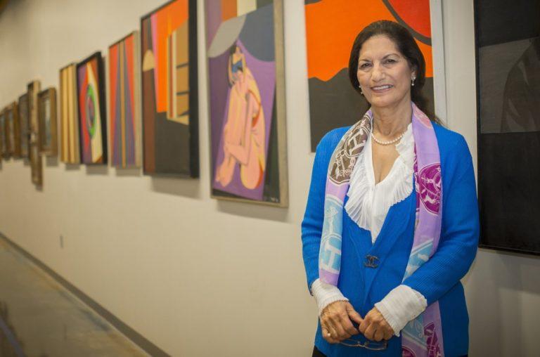 Nossi college of art founder