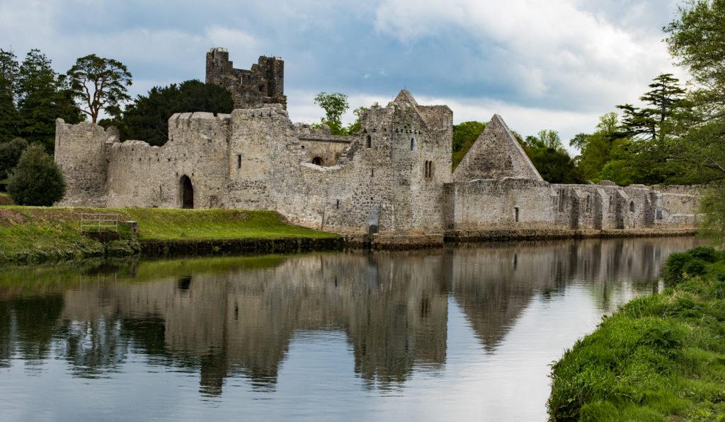 Ireland adare desmond castle