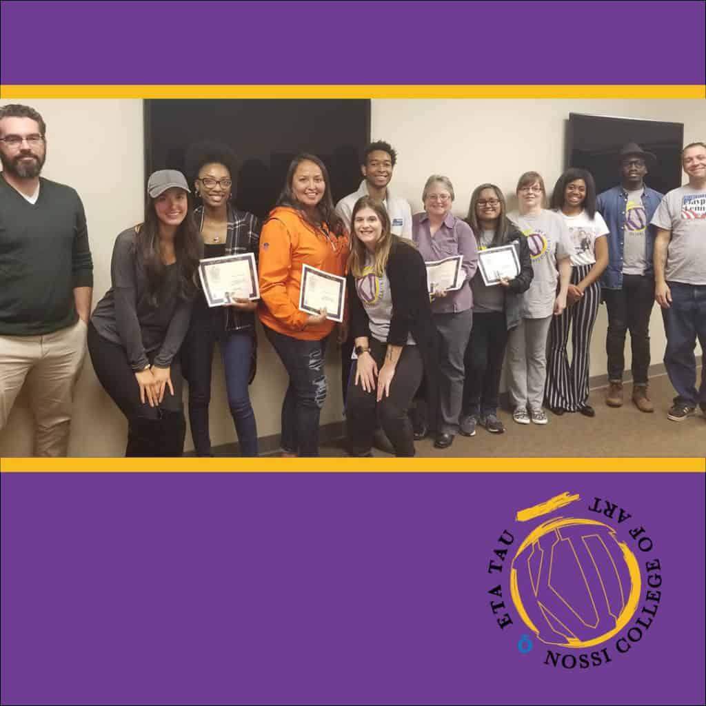 Kappa Pi Academic Scholarship