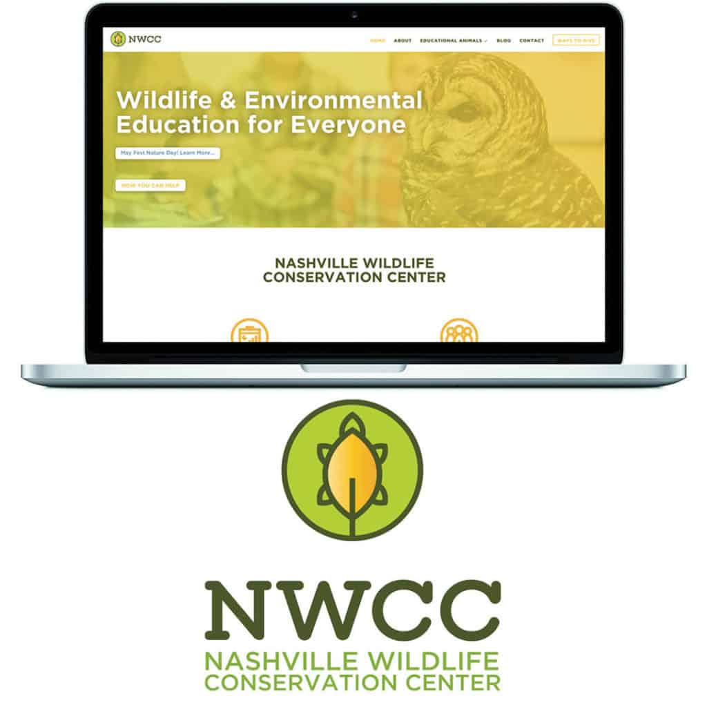 All Access Event for Web, Nashville Wildlife Conservation Club Logo and Website