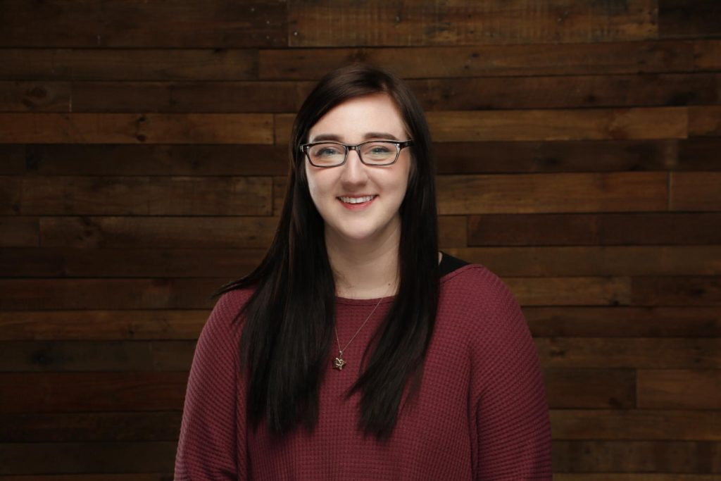 Shelby Carr Interactive Graphic Designer