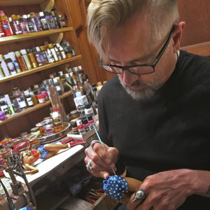 David Fischer, Art College Advisory Board Member, Illustration, Amazing Figure Modeler