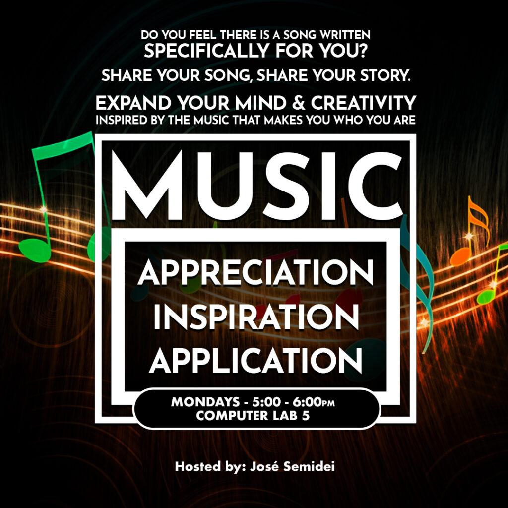 Music Appreciation Student Meeting